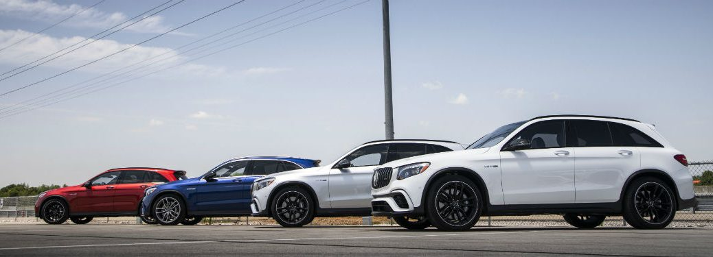 Exterior 2021 Mercedes-Benz GLC Paint Color Options