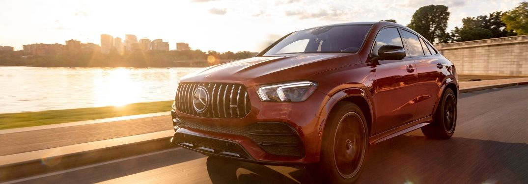 How many trims does the 2021 Mercedes-Benz GLE Coupe have?