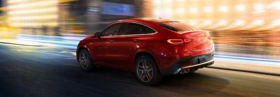 What are the 2021 Mercedes-AMG® GLE Coupe exterior paint color options?