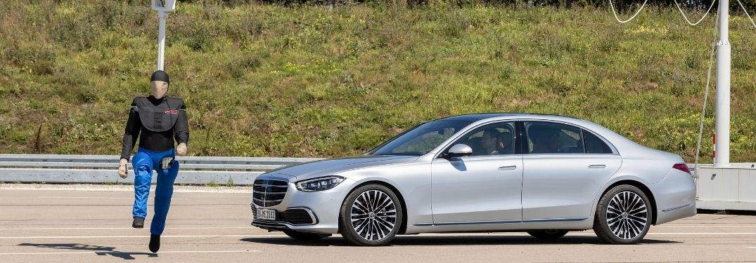 What does the 2021 Mercedes-Benz S-Class look like?