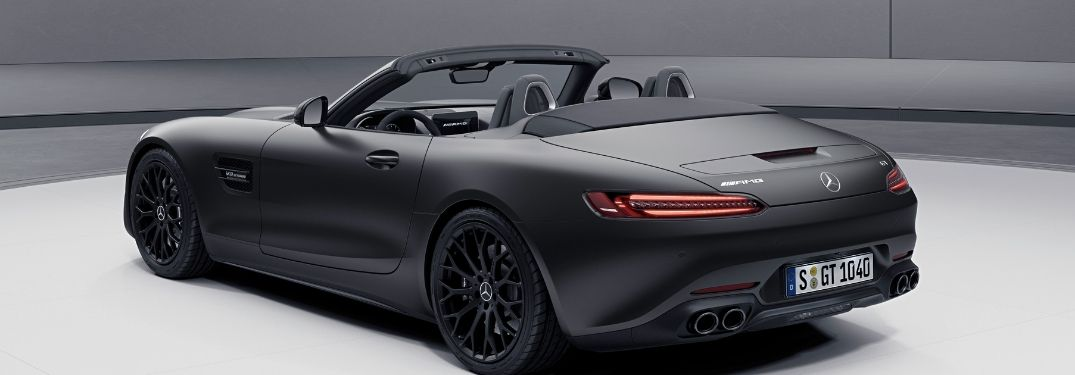 What is the 2021 Mercedes-AMG® GT Stealth Edition?