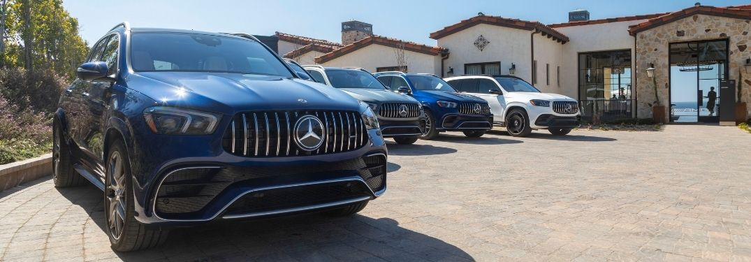 2021 Mercedes-Benz GLS standard and optional features