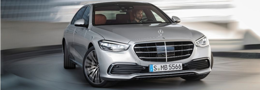 Are the 2021 Mercedes-Benz sedans out yet?