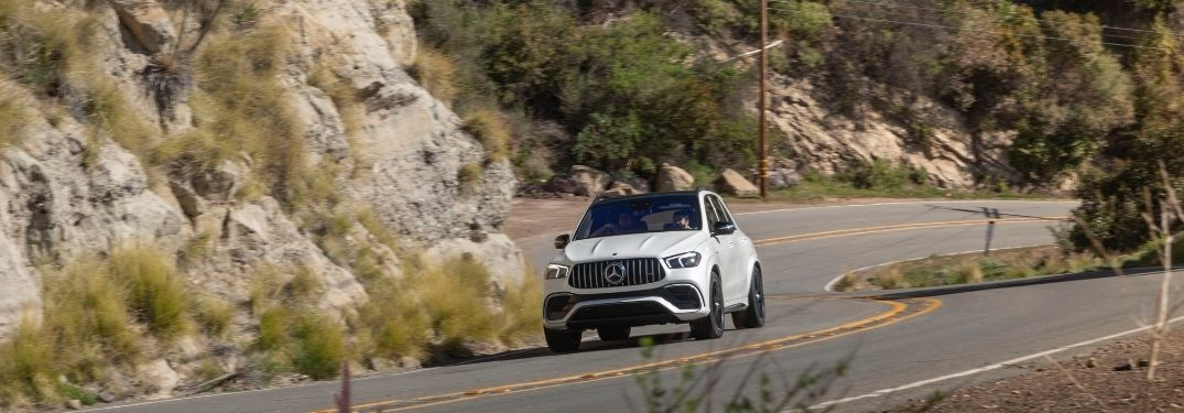 What packages are in the 2021 Mercedes-Benz GLE SUV?
