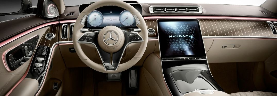 Check out this new version of the Mercedes-Benz User Experience infotainment system!