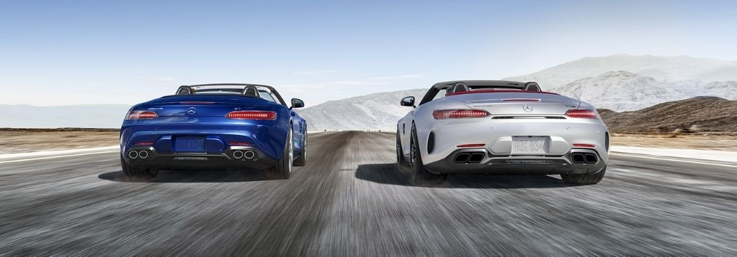 What Colors Can I Get on the 2021 Mercedes-Benz GT Roadster?
