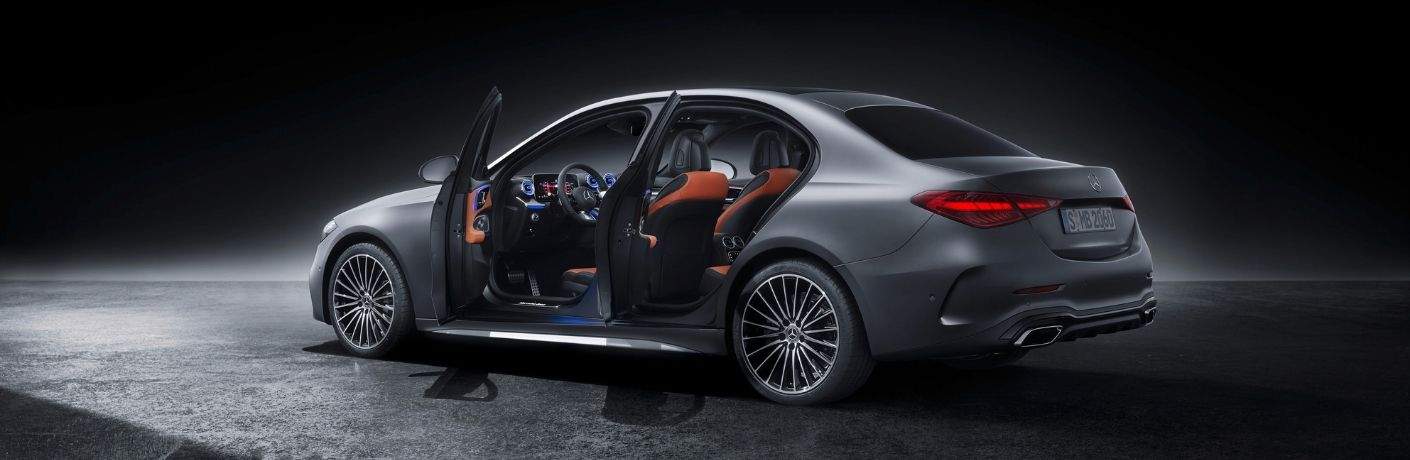 Mercedes-Benz models that offer ventilated front seats