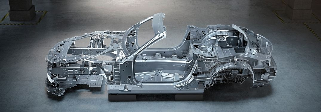 2022 Mercedes-Benz SL Roadster new body shell photo gallery