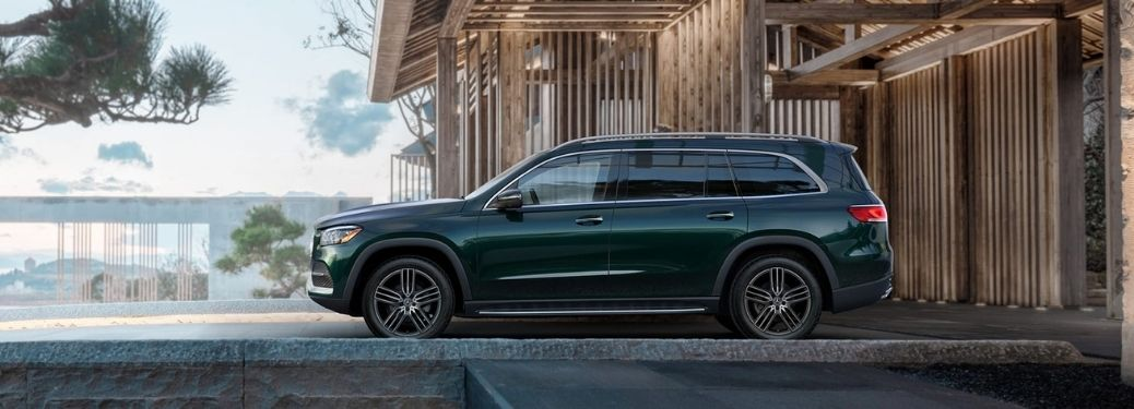 What are the Mercedes-Benz SUVs options suitable to go camping in Scottsdale, AZ?