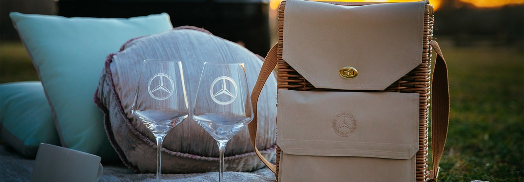 Where can I buy Mercedes apparel?