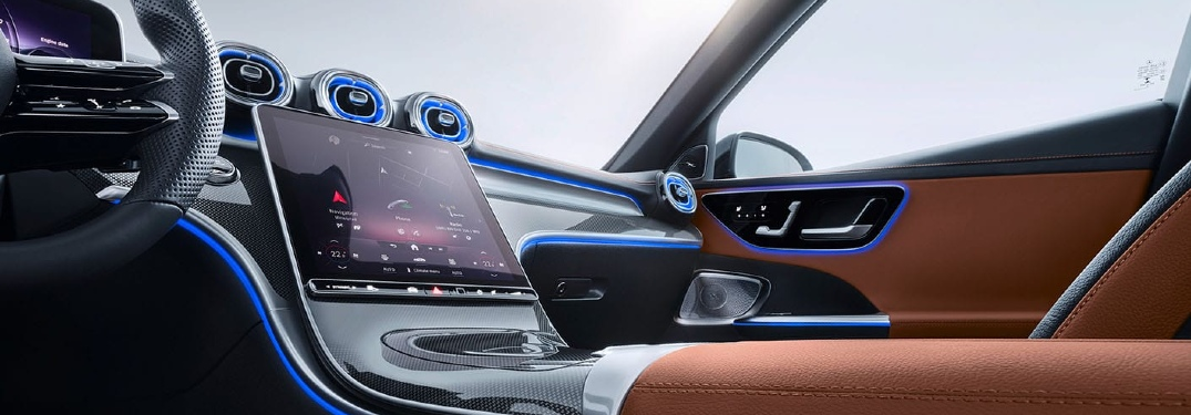 How to use Mercedes me connect system?