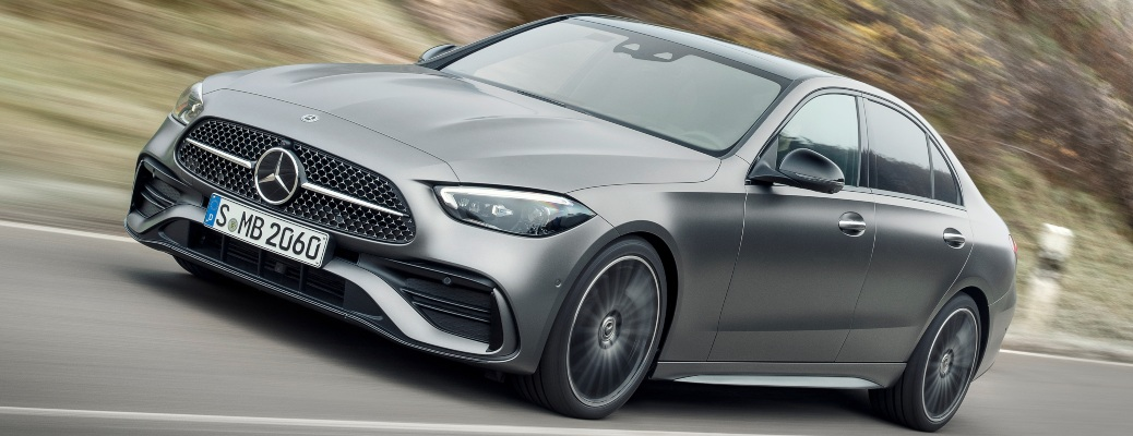 What has changed for the 2022 Mercedes-Benz C-Class?
