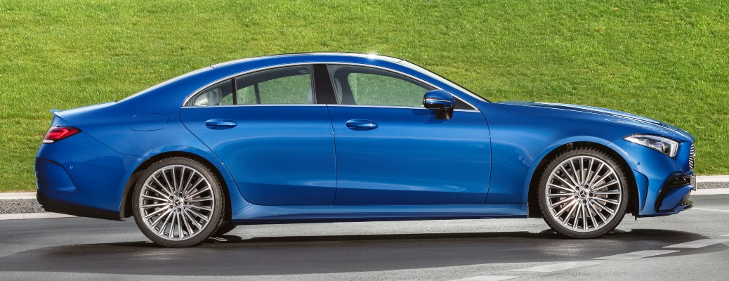 How fast is the 2022 Mercedes-Benz CLS?