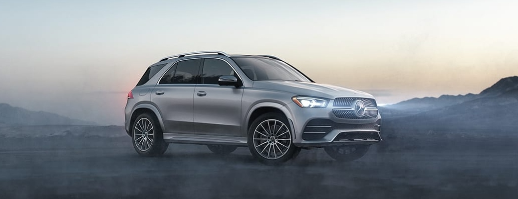 Engine options for the 2022 Mercedes-Benz GLE