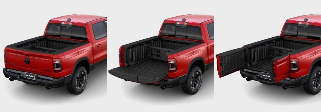 What is the Ram 1500 Multifunction Tailgate and How Does it Work?