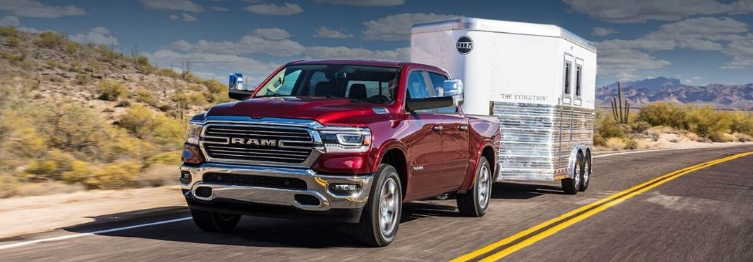 Step-By-Step Instructions to Hook Up a Trailer to Your Ram 1500