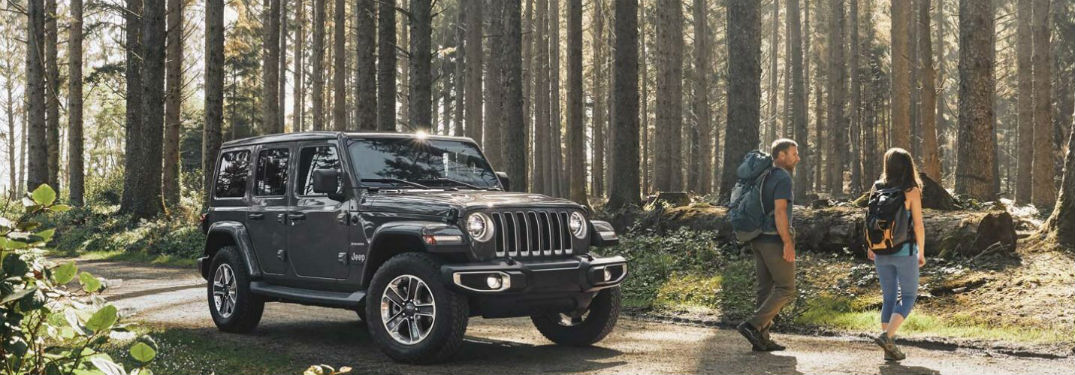 What are the differences between the Jeep Wrangler 4WD Systems?