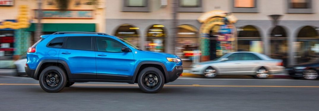 How Many Color Options Are Available for the 2020 Jeep Cherokee?