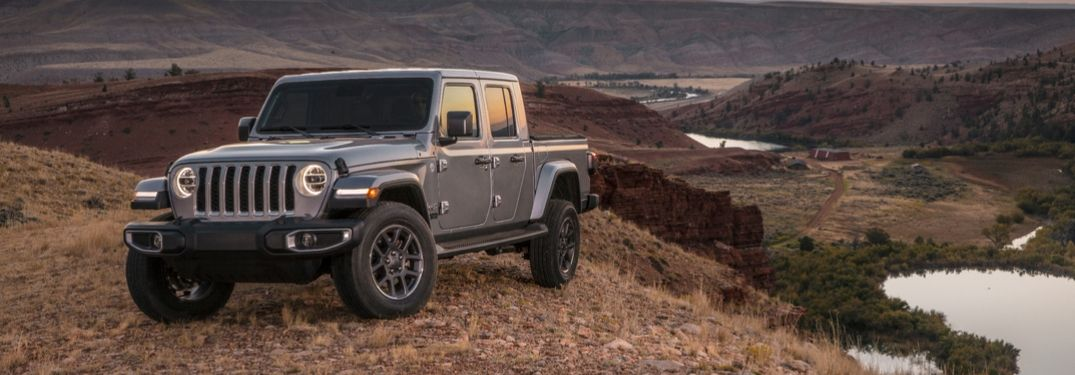 Available 2020 Jeep Gladiator Interior And Exterior Color