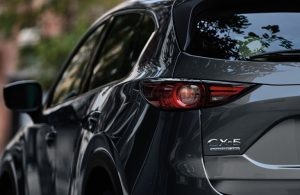 2020 Mazda CX-5 back end