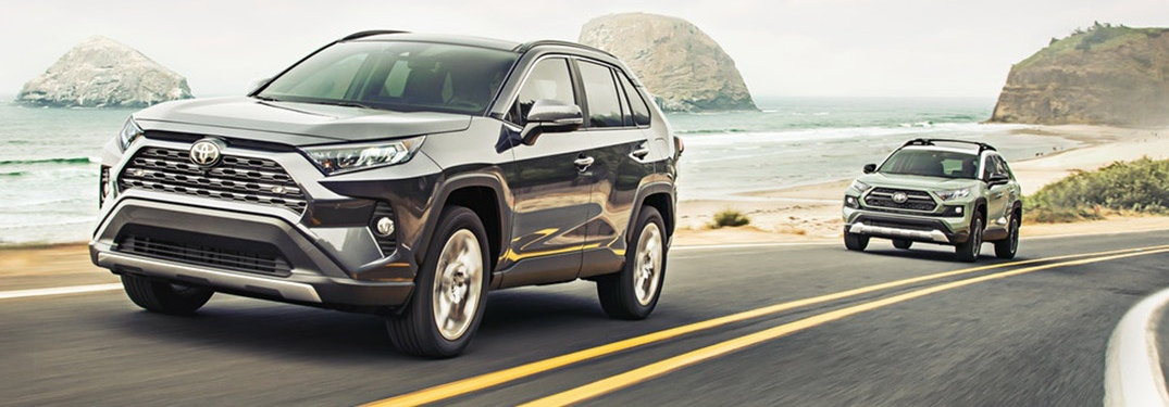 Carizma Motors has a great selection of crossovers!