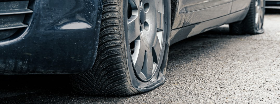 Are you prepared to drive on a spare tire?