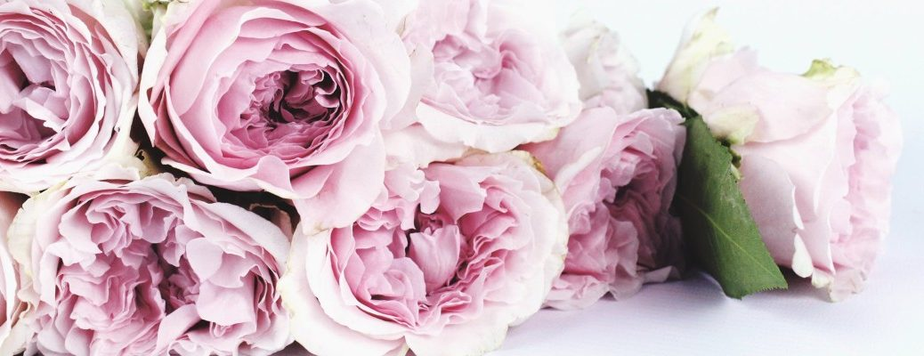 A stock photo of some Mother's Day flowers.