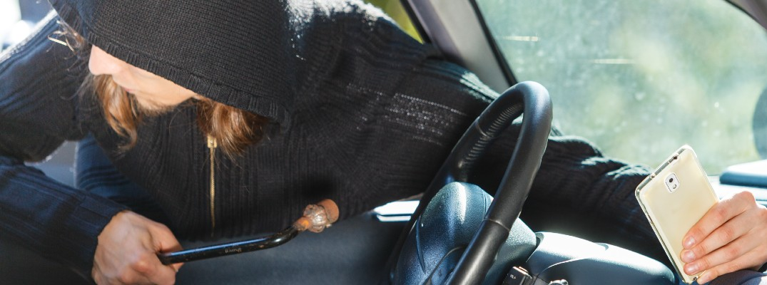 Car theft is a problem in the summer, but it can be easy to stop