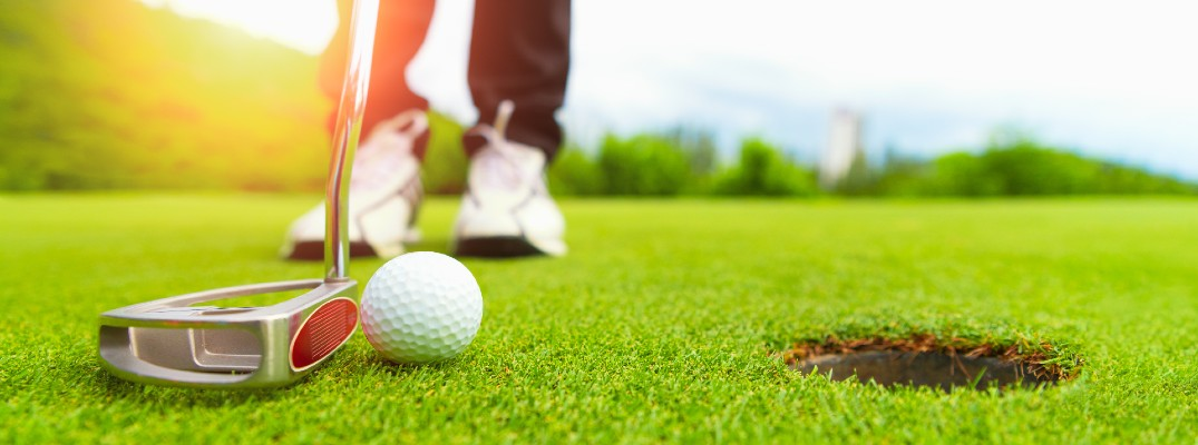 If your dad loves to eat and play golf, we have Father's Day nailed down