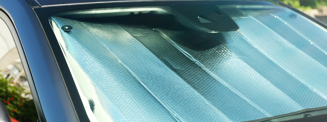 Keep the sunlight out of your car for a cooler and more comfortable summer