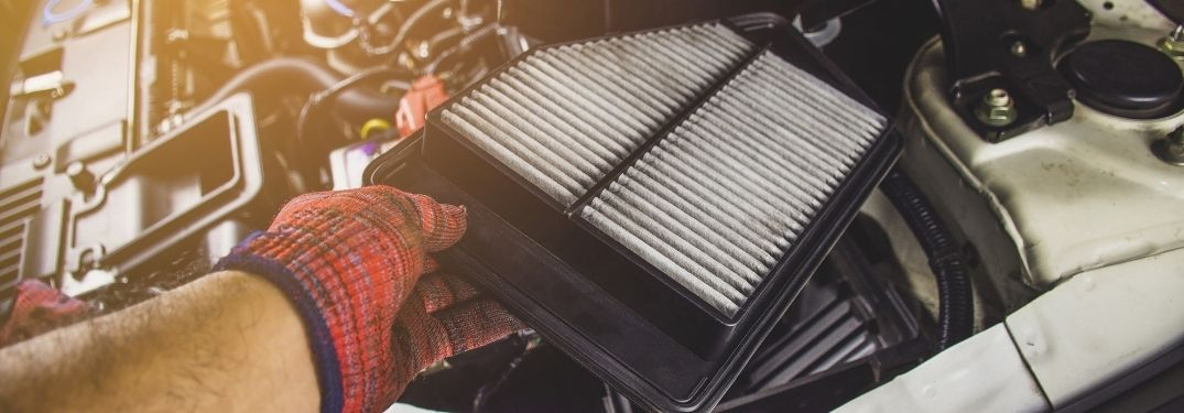 How to Keep your car's Air filter Healthy?