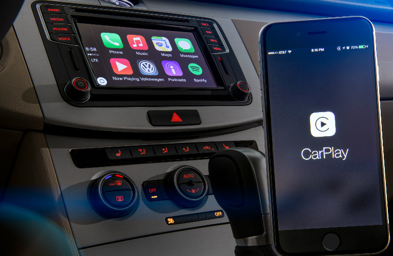 VW Car Net - Apple CarPlay