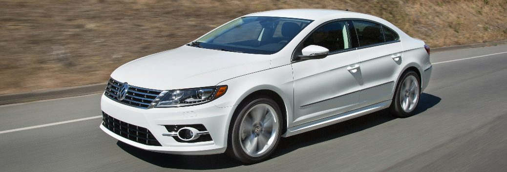 Features and Specs of the 2016 Volkswagen CC