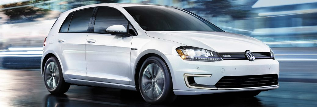 2016 Volkswagen e-Golf MPGe Rating and Range