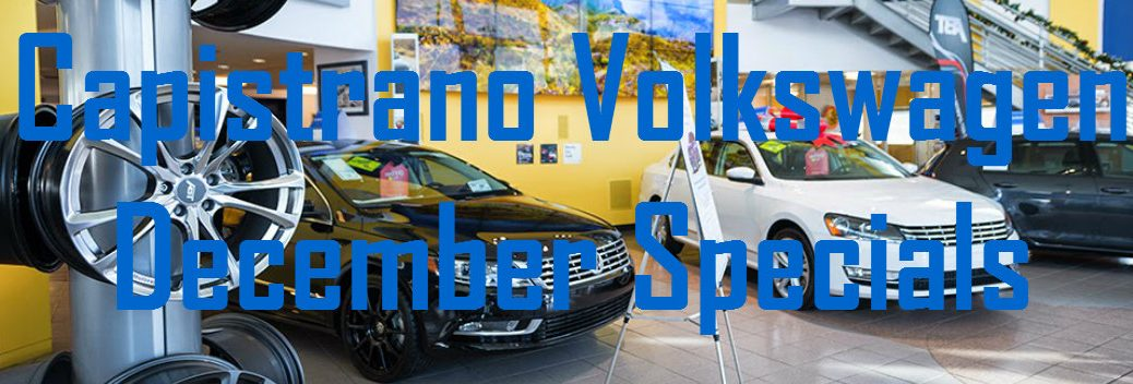 Volkswagen December Specials Orange County CA