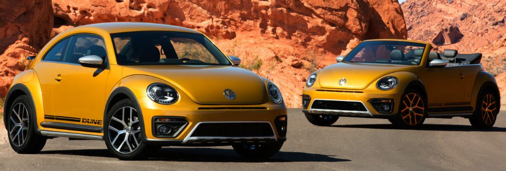 2016 Volkswagen Beetle Dune Features and Release Date