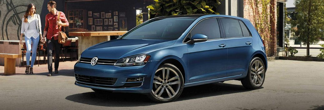 2018 Volkswagen Golf Lighter Weight and New Tech Features