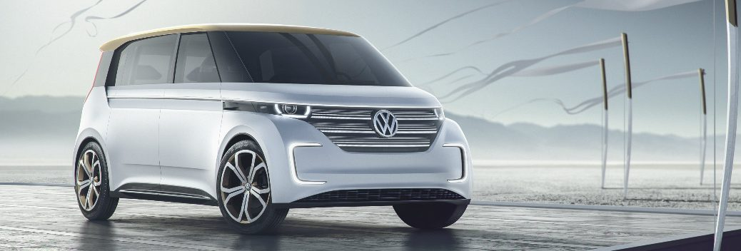 Volkswagen BUDD-e Electric Van Release Date and Features
