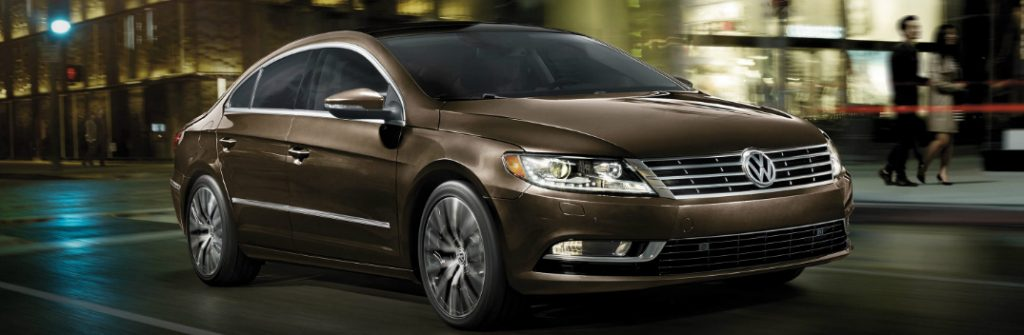 What are the safety features in the 2016 Volkswagen CC
