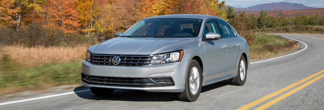 2016 Volkswagen Passat Trims and Pricing