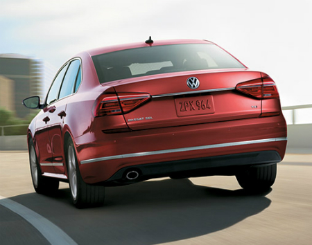 2016 Volkswagen Passat Trims and Pricing - Exterior