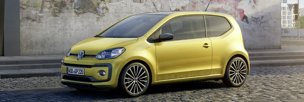 Volkswagen up! Features and Photos