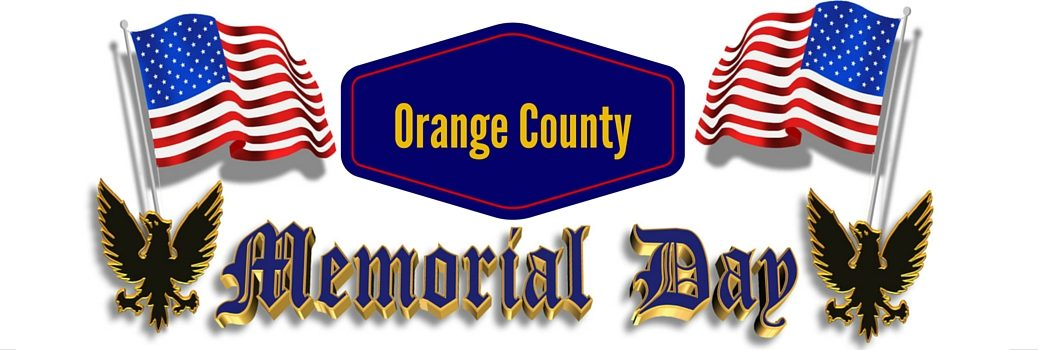 2016 Memorial Day Weekend Events Orange County CA