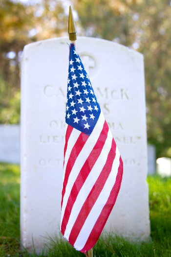 Honor Service Men and Women Who Have Died on Memorial Day in Orange County