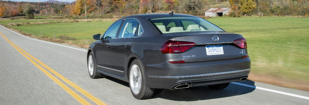 2016 VW Passat Wins the Cars.com Midsize Sedan Challenge