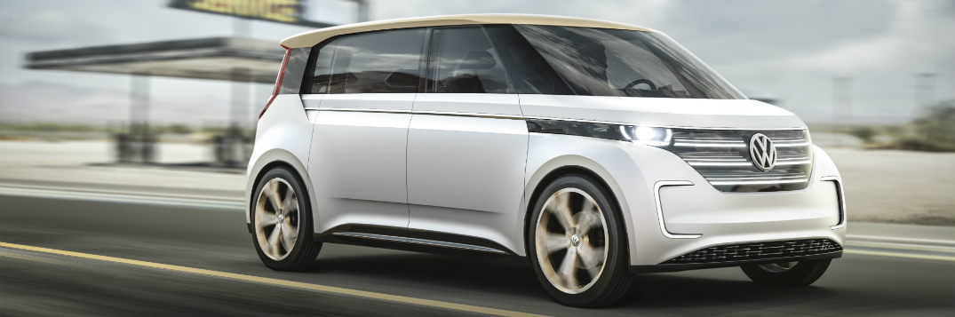 Volkswagen TOGETHER Strategy 2025 Highlights Features - BUDD-e Concept