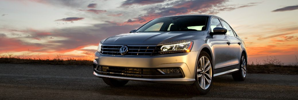 2017 Volkswagen Passat Release Date and New Standard Features