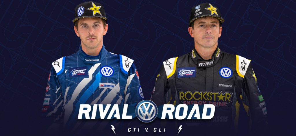 Race the VW Golf GTI and Jetta GLI in the Rival Road Virtual Experience Game_o