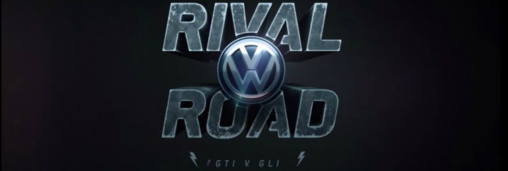 Volkswagen Rival Road Golf GTI v Jetta GLI Virtual Game