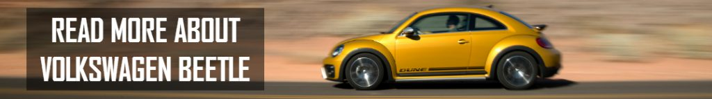 Read More About Volkswagen Beetle